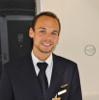 Andreas Lubitz als Flugbegleiter